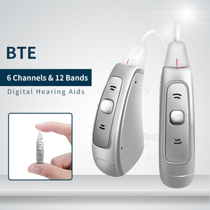 Image 2 - EP07 Best Hearing Aids Digital OE Listening Devices BTE Digital Hearing Aid Behind The Ear Hearing Amplifiers  DropShipping