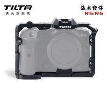 TILTA cage de caméra complète pour Canon R5/R6 Cage Kit accessoires de photographie
