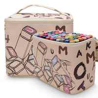 Эскизные маркеры двойная головка 60 80 цветов на спиртовой основе маркеры товары для профессионального искусства для школы художника цветны...