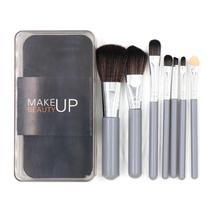 7 шт./компл. кисти для макияжа Пудра основа, тени для глаз, карандаш для губ набор кисточек для макияжа Красота инструменты тональный крем для глаз макияж кисти PH1