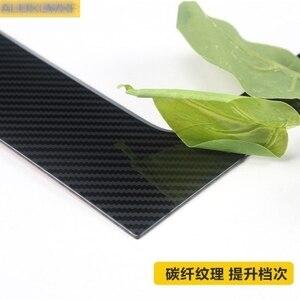Image 4 - Auto Accessoires Voor Chery Exeed Tx Txl 2018 2019 2020 Armsteun Doos Achterzijde Airconditioning Ac Vent Outlet Molding Cover kit Trim