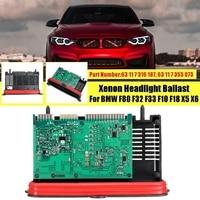 Headlight Xenon Ballast Module For BMW 5series F10 F18 F33 F83 LCI 2012   2016 63117355073 63117316187 7355073 7316187|Car Light Accessories| |  -
