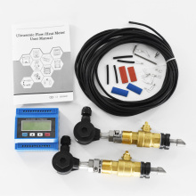Ultrasonic Liquid Flow Meter TUF-2000M DN80-6000mm Module Digital Flowmeter Standard Insertion Transducer
