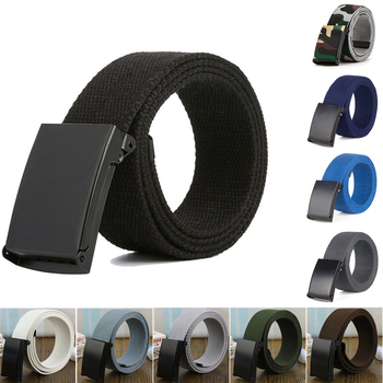 Unisex Casual Military-Style Belts