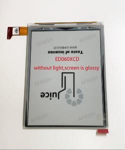 Image 5 - 6 zoll 100% neue eink LCD Display bildschirm ED060XCD für onyx buch ceaser 2 bildschirm mit hintergrundbeleuchtung keine touch freies verschiffen