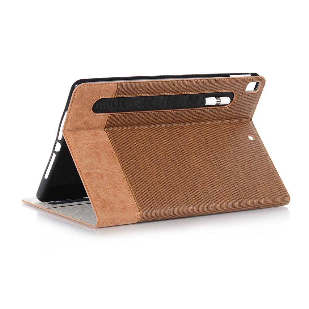 7 Sleep 2017 Leather Generation for iPad 2019 10.2 7th Case Smart 8th 10.5 Auto Cover pro