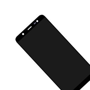 Image 3 - Para SAMSUNG Galaxy J8 J810 J810F pantalla LCD AMOLED pantalla + Panel táctil digitalizador montaje para SAMSUNG pantalla Original