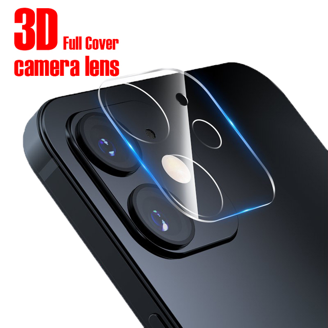 Hydrogel Film Phone Screen Protector For iPhone 11 Pro Max X XR XS Max 6 6s 7 8 Plus 12 Mini SE 2020 Camera Lens Tempered Glass 3