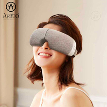Eye Massager Apiyoo Vibration Wrinkle Fatigue Relieve Heated Goggles Compressing Air Pressure Therapy Massage Eye Care Gift