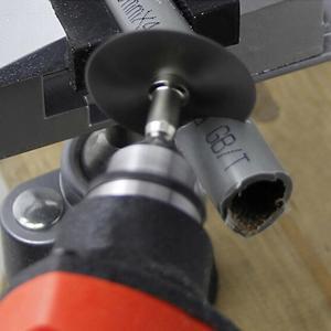 Image 5 - 5ชิ้น/ล็อตHSSใบเลื่อยวงเดือนเหล็กความเร็วสูงสว่านโรตารี่เครื่องมือตัดโลหะสำหรับโลหะเครื่องตัดDisk Powerชุดเครื่องมือชุด