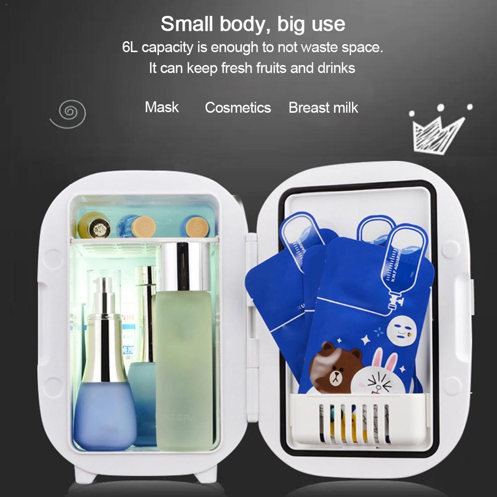 Автомобильный холодильник, 12 В, 6-12 литий-ионных аккумуляторов 3