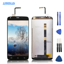 For Original DOOGEE T6 LCD Display+Touch Screen Digitizer Assembly Replacement DOOGEE T 6 pro 5.5inch 100% Tested Screen Stock