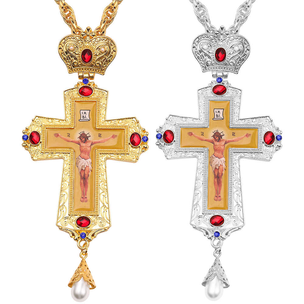 Vây Ngực Chéo Giáo Hội Cơ Đốc Giáo Linh Mục Thánh Giá Chính Thống Giáo Lễ Rửa Tội Tặng Tôn Giáo Biểu Tượng Nga Hy Lạp Thánh Giá