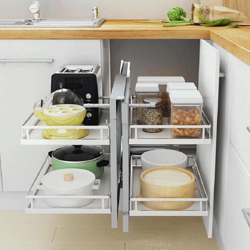 Para Colgar En La Ducha Organizador Cocina Rangement Keuken Accessories Cucina Pantry Organizer Cuisine Kitchen Cabinet Basket-in Racks & Holders from Home & Garden