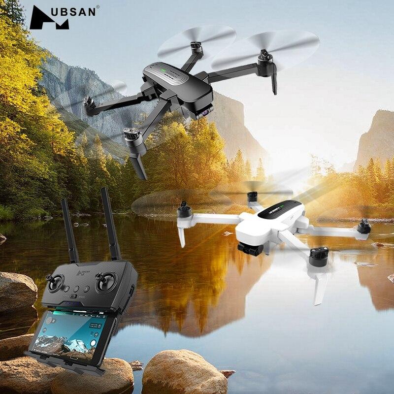 Original Hubsan H117S Zino GPS 5.8G 1KM Foldable Arm FPV with 4K UHD Camera 3-Axis Gimbal RC Drone Quadcopter RTF High Speed