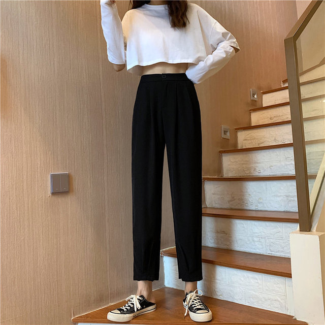 Chic Casual Trousers 4