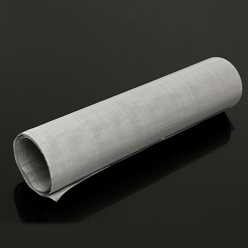 100 Grid Mesh Stainless Steel Woven Wire Cloth Screen Oil Filter  Waterproof