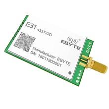 E31 TTL 2W E31 433T33D 2W wysokiej mocy 433M moduł bezprzewodowy port szeregowy transceiver przenikać przez wzmacniacz mocy RF PA