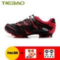 Велосипедная обувь TIEBAO mtb  кроссовки для горного велосипеда  самоблокирующиеся  дышащие  для мужчин и женщин