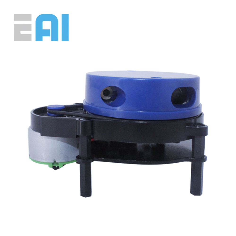 LIDAR-053 EAI YDLIDAR X4 LIDAR Laser Radar Scanner Ranging Sensor Module 10m 5k Ranging Frequency EAI YDLIDAR-X4, Free Shipping