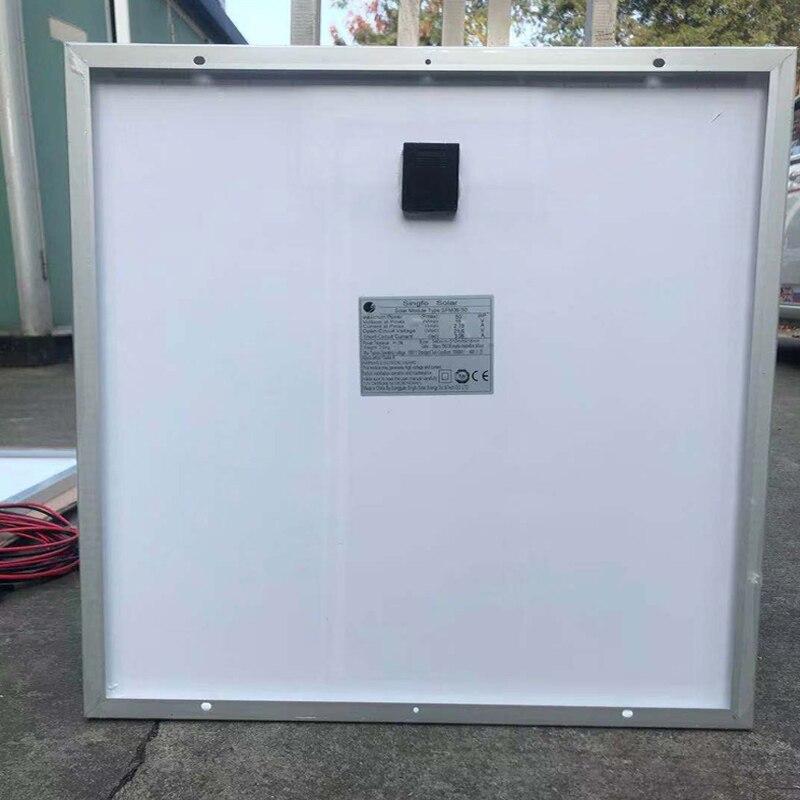 Комплект солнечных панелей 50 Вт 100 150 Солнечный аккумулятор