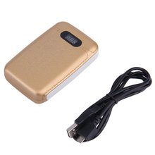 цена на 8000mAh Universal Mobile Power Bank Battery Charger USB for Smart Phones Exquisitely Designed Durable Gorgeous