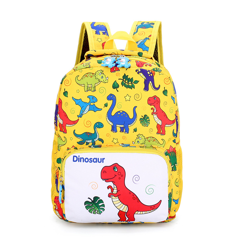 New Dinosaur Kids School Bags For Boys Kindergarten School Bag Backpacks For Girls Cute Animals Children's Bag Mochila Infantil