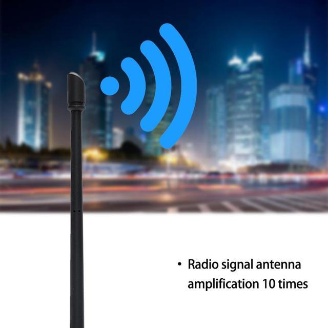 Abbree car radio antenna 32.5cm fl
