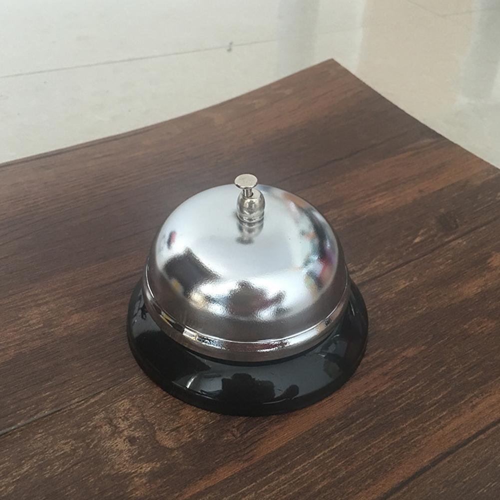 SRestaurant Kitchen mall Silver Bell Ring Barbell, Bell, Single Bell, Bell, Bell, Meal Summoning Vegetable P4H5