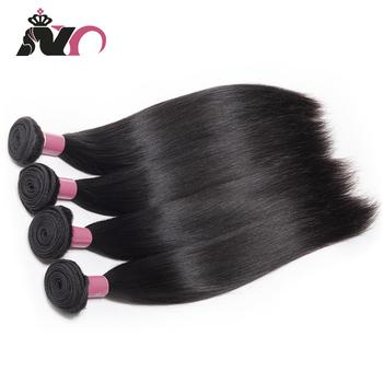 NY Hair 4 wiązki oferty peruwiańskie proste włosy wiązki 100 ludzkie włosy włosy inne niż Remy wiązki włosy w naturalnym kolorze dla czarnych kobiet tanie i dobre opinie Nie remy włosy Peruwiański włosów = 20 Ciemniejsze Kolory 30 days no reasons return and refund Wholesales free gifts