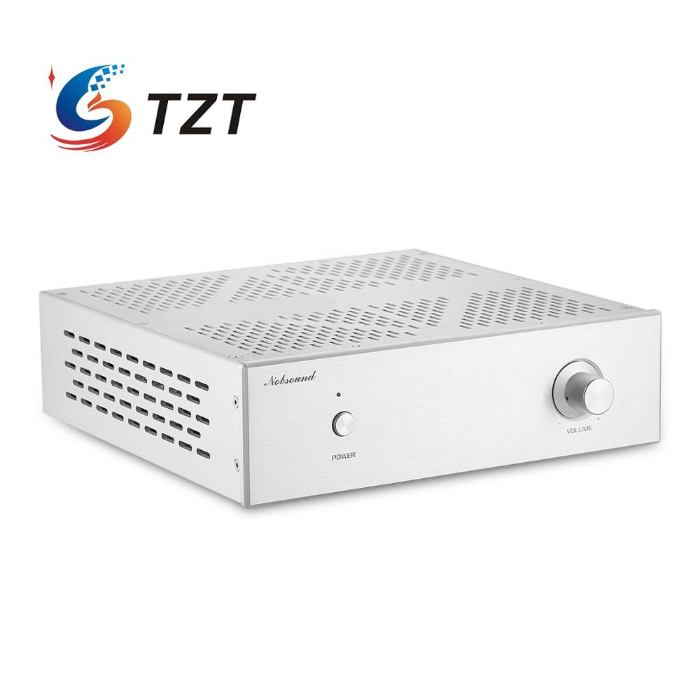TZT F200 Vacuum Tube Preamplifier Stereo HiFi Audio Tube Preamplifier Preamp Replacement For JP200Amplifier   -