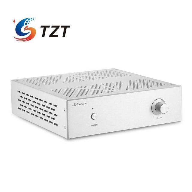 TZT F200 rura próżniowa przedwzmacniacz Stereo HiFi Audio przedwzmacniacz lampowy przedwzmacniacz do JP200