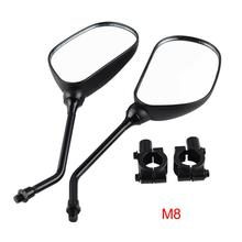 10mm/8mm screw ATV Rear View Side Mirrors Motorcycle rear view mirrors for Can-Am DS250 Outlander 500 570 650 800 850 1000