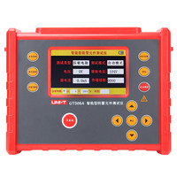 UNI T UT506A lightning protection component tester automatic discharge USB data transmission insulation resistance tester megger
