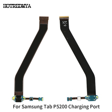 купить p5200 USB Charger Flex Cable For Samsung Galaxy Tab 3 10.1 P5200 P5210 Charging Port Dock Replacement Parts with Microphone дешево