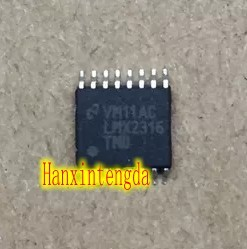 2 unids/lote LMX2316TMD LMX2316 TSSOP16 [SMD]