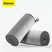 Baseus-Toalla de lavado de coches, paño de Secado y limpieza automático, microfibra, cuidado del coche, accesorios de lavado