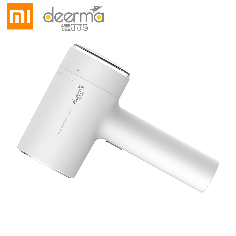 XIAOMI Deerma DEM-GT100 Steamer Iron Mini Generator Travel FamilyElectric Garment Cleaner Hanging Ironing Portable Sterilization