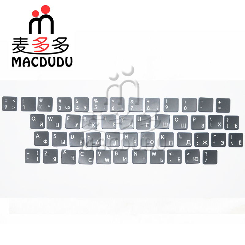 "Apple Macbook Air 13/"" A1369 A1466 Black Individual Replacement keyboard key AC06"