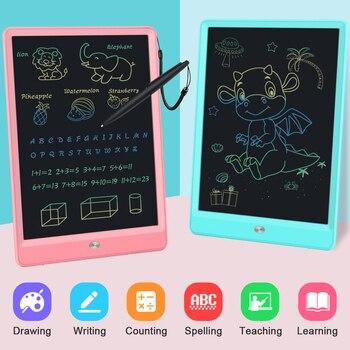 Электронный детский планшет для рисования Prograce 10 дюймов 2