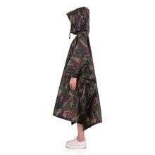 Tomshoo multifuncional leve capa de chuva com capuz tenda acampamento esteira caminhadas ciclismo capa de chuva poncho capa de chuva casaco de acampamento esteira