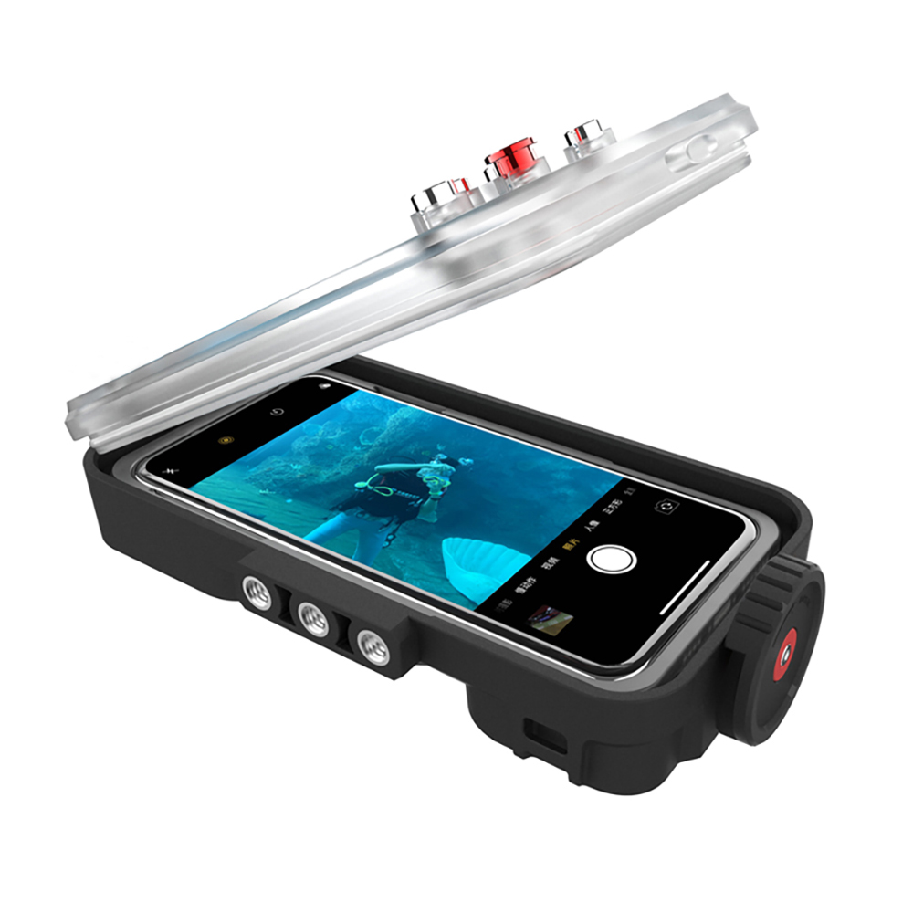 Diving Mobile Phone Housing Waterproof Phone Case For Hua Wei P20 P30 PRO Mate 20 30 Pro(China)