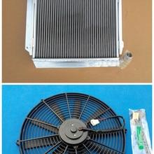 Полный Алюминий радиатор+ вентилятор 1966-1977 для BMW E10 2002/1802/1602/1600/1502 TII/TURBO MT Руководство 67 68 69 70 71 72 73 74 75 76