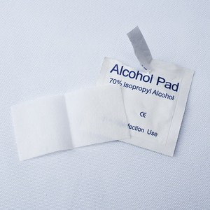 Image 4 - 100pcs Alcohol Pad Wet Wipe Disposable Disinfection Swab Pad Antiseptic Skin Cleaning Care Outdoor Survival Equipment