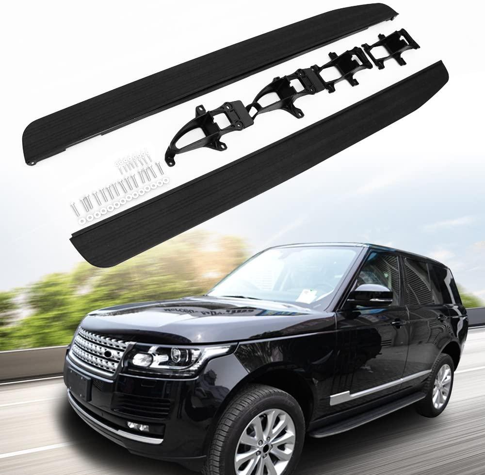 2 шт. фиксированный боковой Шаг подходит для Land Rover- Range Rover Sport 2014 -2020 Nerf защита для подножки