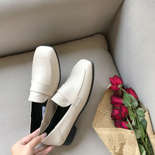 Womens New Fashion Concise Soft Penny Loafers Slip On Flats Comfort Driving Office Loafer Casual Shoes Slippers Mother Maternity Student