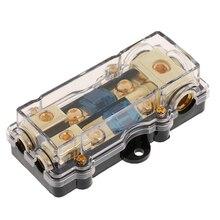 Car Audio Fuse Holder Power Distribution Block Electronic Parts