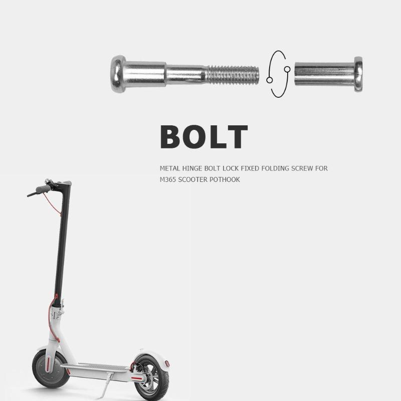 Fixed Bolt Screw Folding Place For XIAOMI M365 Pro Electric Scooter Replacement