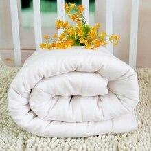 Baby Cot Quilt Filling Children's Quilt Kindergarten Beddings Handmade Natural Cotton Baby Beddings Baby Duvet Cover