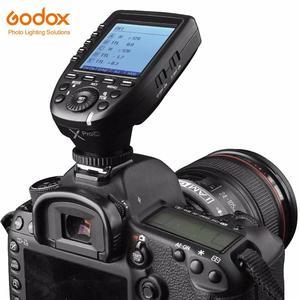 Image 2 - فلاش تريجر ، محفز فلاش كاميرا ، كانون/نيكون/سوني/أوليمبوس/فوجي/, مُحفِّز تشغيل فلاش الكاميرا ماركة Godox XPro C XPro N XPro S XPro O XPro F XPro P TTL ، 2.4 جم
